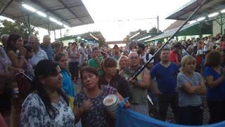 Una protesta vecinal complica la extensión del Roca hasta City Bell