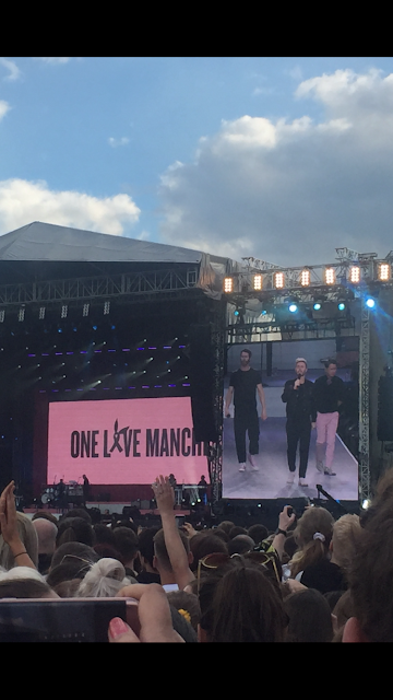 One Love Manchester Take That
