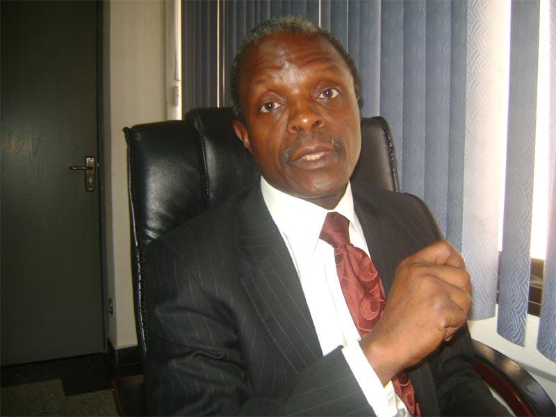 Buhari unfit. Declare Osinbajo president now - James Edeh