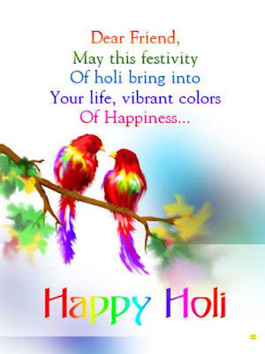 Happy Holi Messages