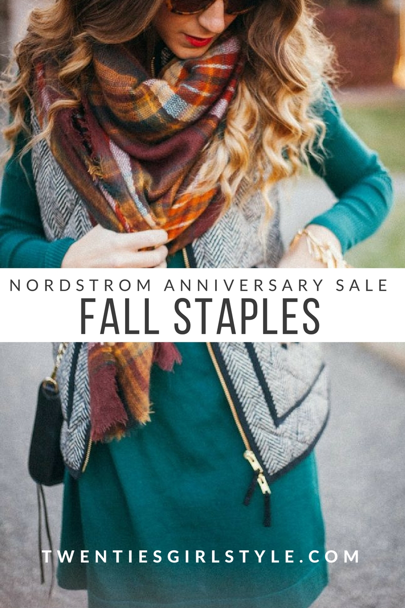 nordstrom anniversary sale 5 fall staples twenties. Black Bedroom Furniture Sets. Home Design Ideas