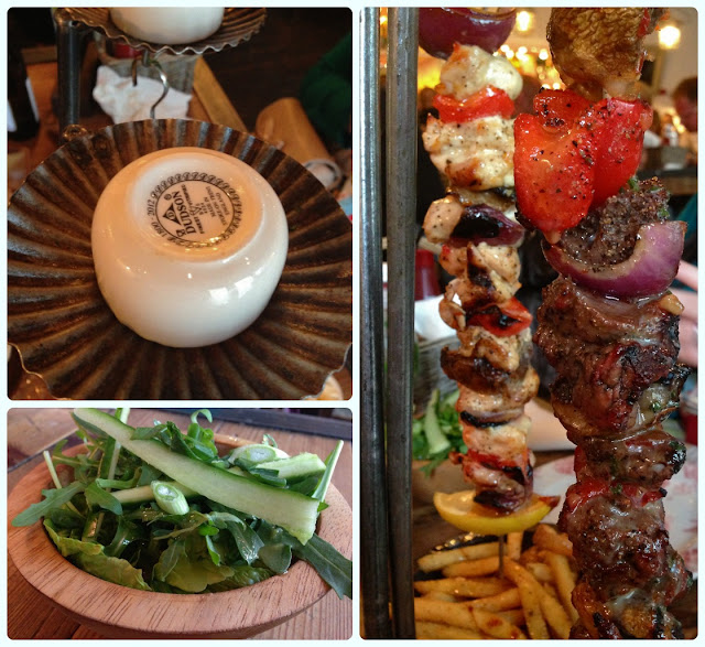The Oast House, Manchester - Kebabs