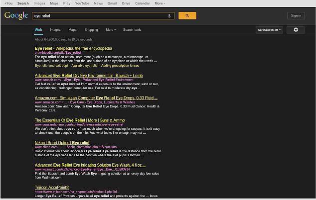 Cómo activar el modo nocturno en Google Chrome