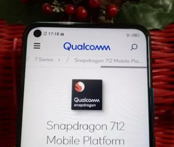 Ponsel Terbaik Yang Menggunakan Snapdragon 712
