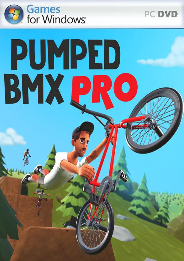 Pumped BMX Pro PC Cover