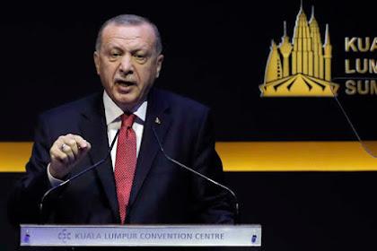 Erdogan Sebut Dewan Keamanan PBB tak Lindungi Negara Muslim