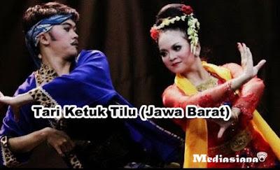 Tari Ketuk Tilu (Jawa Barat)
