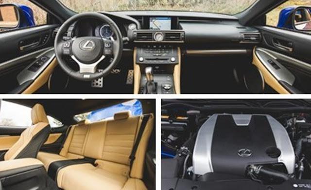 2015 Lexus Rc 350 F Sport Release Date