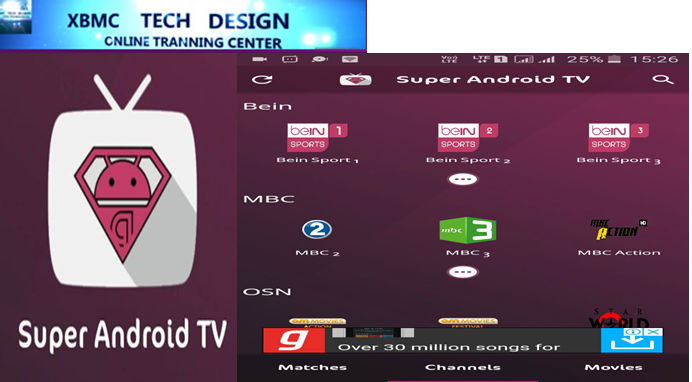 Download SuperAndroidTV IPTV APK- FREE (Live) Channel Stream Update(Pro) IPTV Apk For Android Streaming World Live Tv ,TV Shows,Sports,Movie on Android Quick SuperAndroidTV Beta IPTV APK- FREE (Live) Channel Stream Update(Pro)IPTV Android Apk Watch World Premium Cable Live Channel or TV Shows on Android
