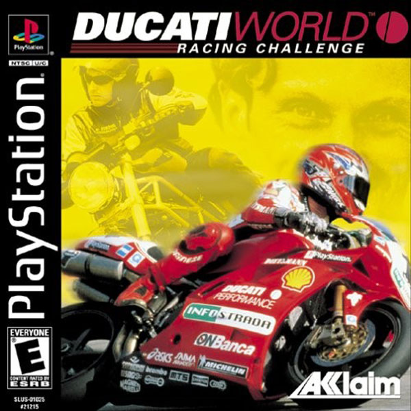 Ducati World - Racing Challenge - PS1 - ISOs Download