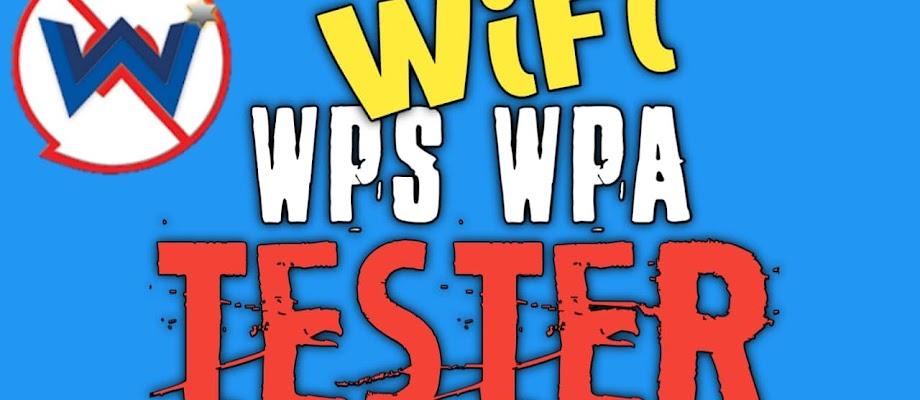 Free Download WiFi WPS WPA Tester Premium | Full MOD