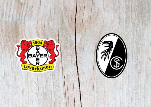 Bayer Leverkusen vs Freiburg - Highlights 2 March 2019