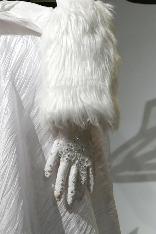 Masked Singer Unicorn costume sleeve glove