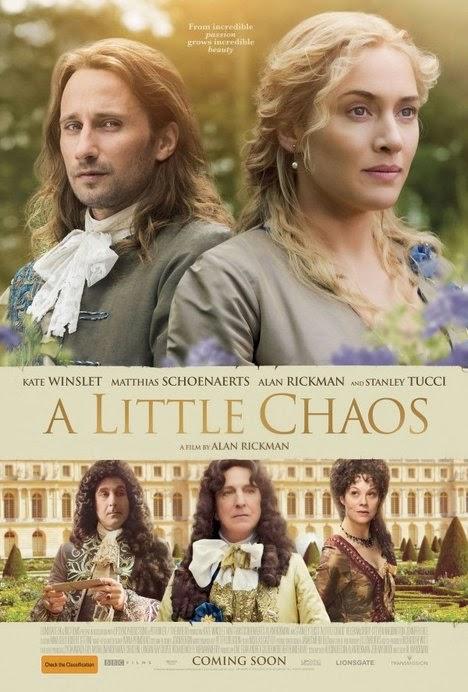 Crítica - A Little Chaos (2015)