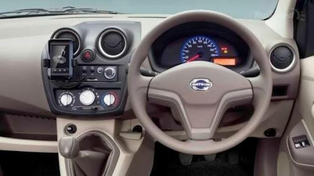 Fitur Multimedia Yang Lengkap Datsun Go Cross