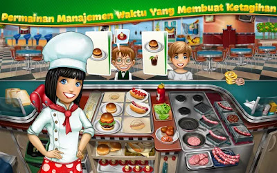 Game Cooking Fever MOD APK 2.5.0 Terbaru 2017