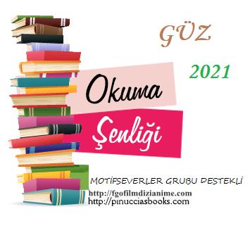 Güz Okuma Şenliği 2021 Okuma Listem