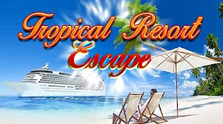 Tropical Resort Escape
