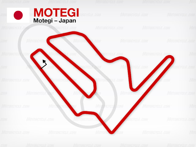 berita motogp Terletak diantara keindahan alam di Distrik Kanto, Sirkuit Motegi berada. Sirkuit ini dibagun oleh Honda pada tahun 1997. Tujuan awalnya tidak untuk balapan resmi dunia, tetapi hanya untuk uji coba. Tetapi pada tahun 2000 sudah resmi digunakan sebagai Sirkuit balap MotoGP.