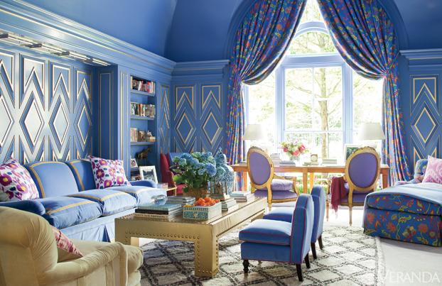 Hydrangea hill cottage kelli ford 39 s dallas home - Interior design dallas texas ...