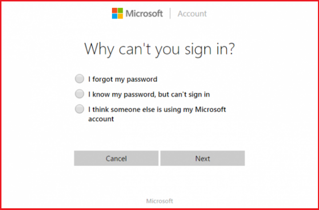 How to Reset Forgotten Password in Windows 10