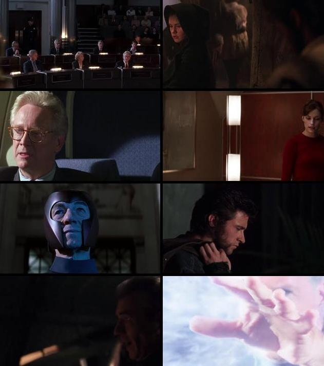 X-Men 2000 Dual Audio Hindi 720p