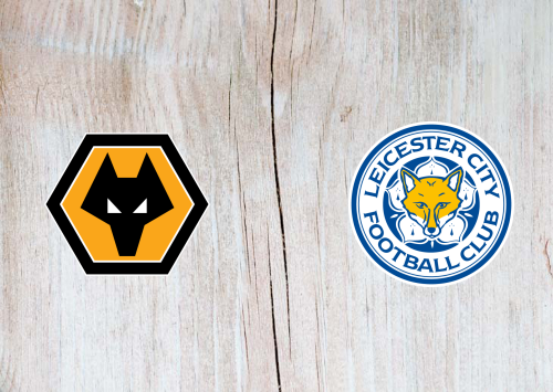 Wolverhampton Wanderers vs Leicester City -Highlights 07 February 2021