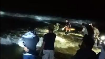 Korban Tenggelam di Pantai Ketang Kalianda Ditemukan Meninggal Dunia
