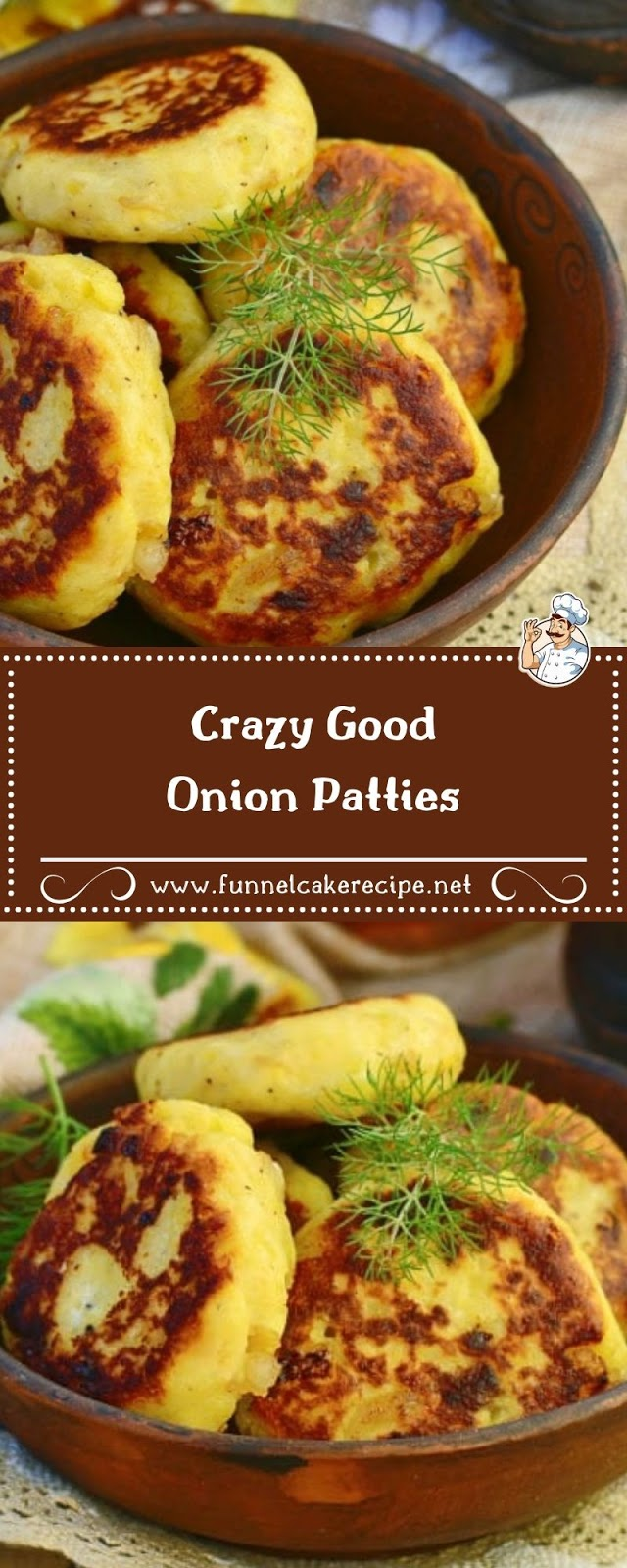 Crazy Good Onion Patties
