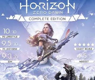 Horizon Zero Dawn Spec