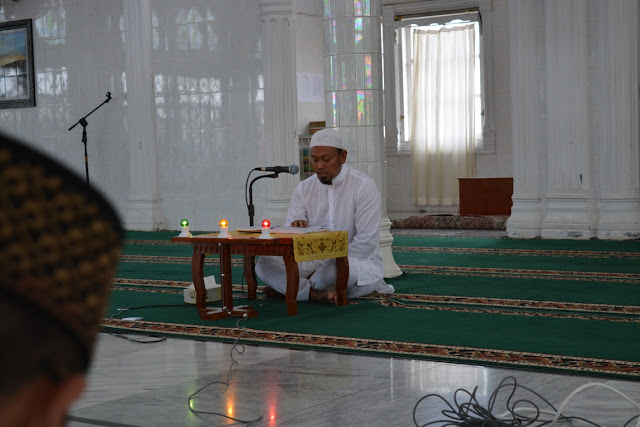 Semua Balon Bupati Abdya Lulus Uji Mampu Baca Al-Quran