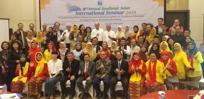 100 Peserta Ikuti Seminar Asais 2019