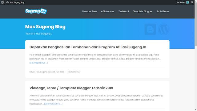4 Situs Belajar Blog dari Awam hingga Master - Menjadi Seorang Blogger yang Menghasilkan