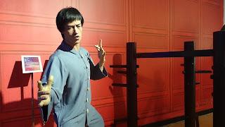 Fantasy Park Bà Nà Hills - Bruce Lee