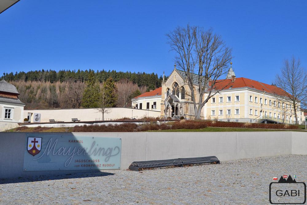 Mayerling pałac myśliwski