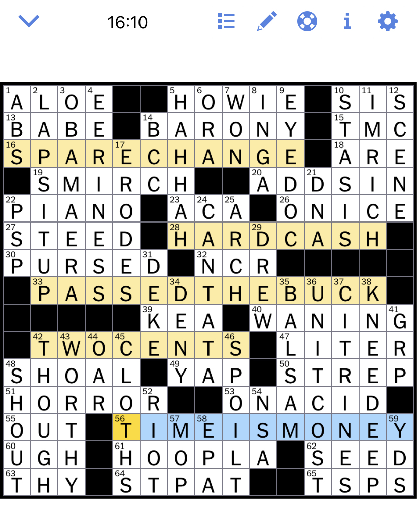 The New York Times Crossword Puzzle Solved Thursday S New York Times Crossword Puzzle Solved October 8 202o