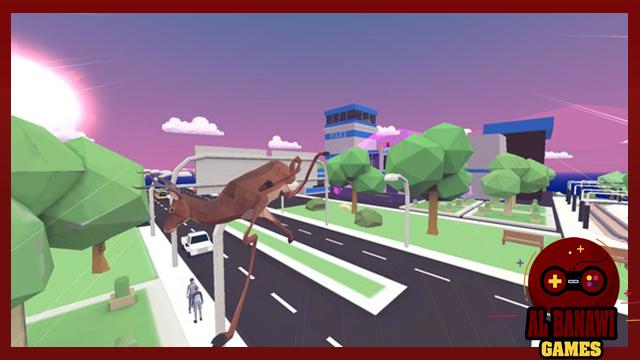 تحميل لعبة محاكي الغزال DEER Simulator للكمبيوتر من الميديا فاير