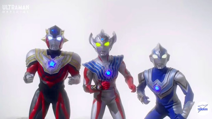 Ultraman Taiga Episode 13 Subtitle Indonesia