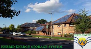 Hybrid Energy Storage System