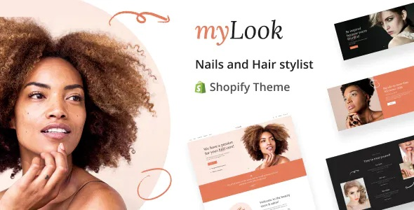 Best Nails and Hair Stylist Shopify Theme