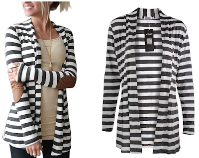 Myobe Open Front Cardigan $17