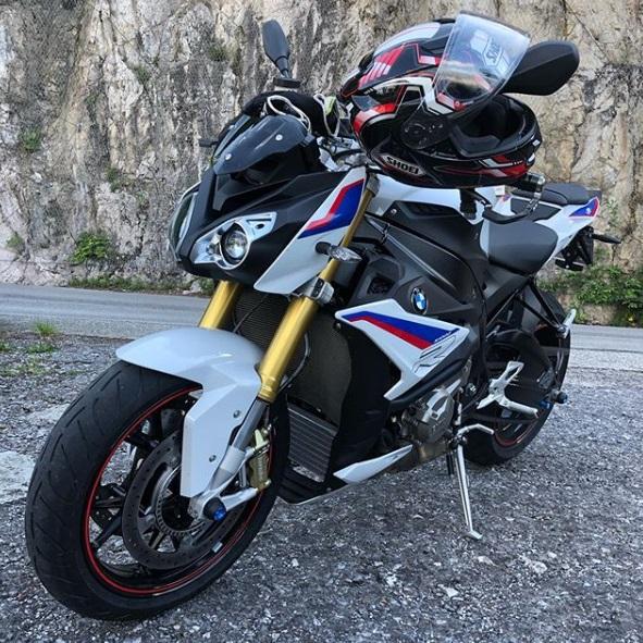 Harga Motor BMW S1000 R
