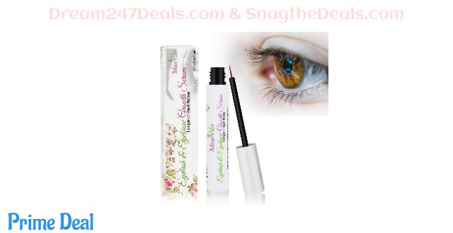 Eyelash Growth Serum 63% OFF