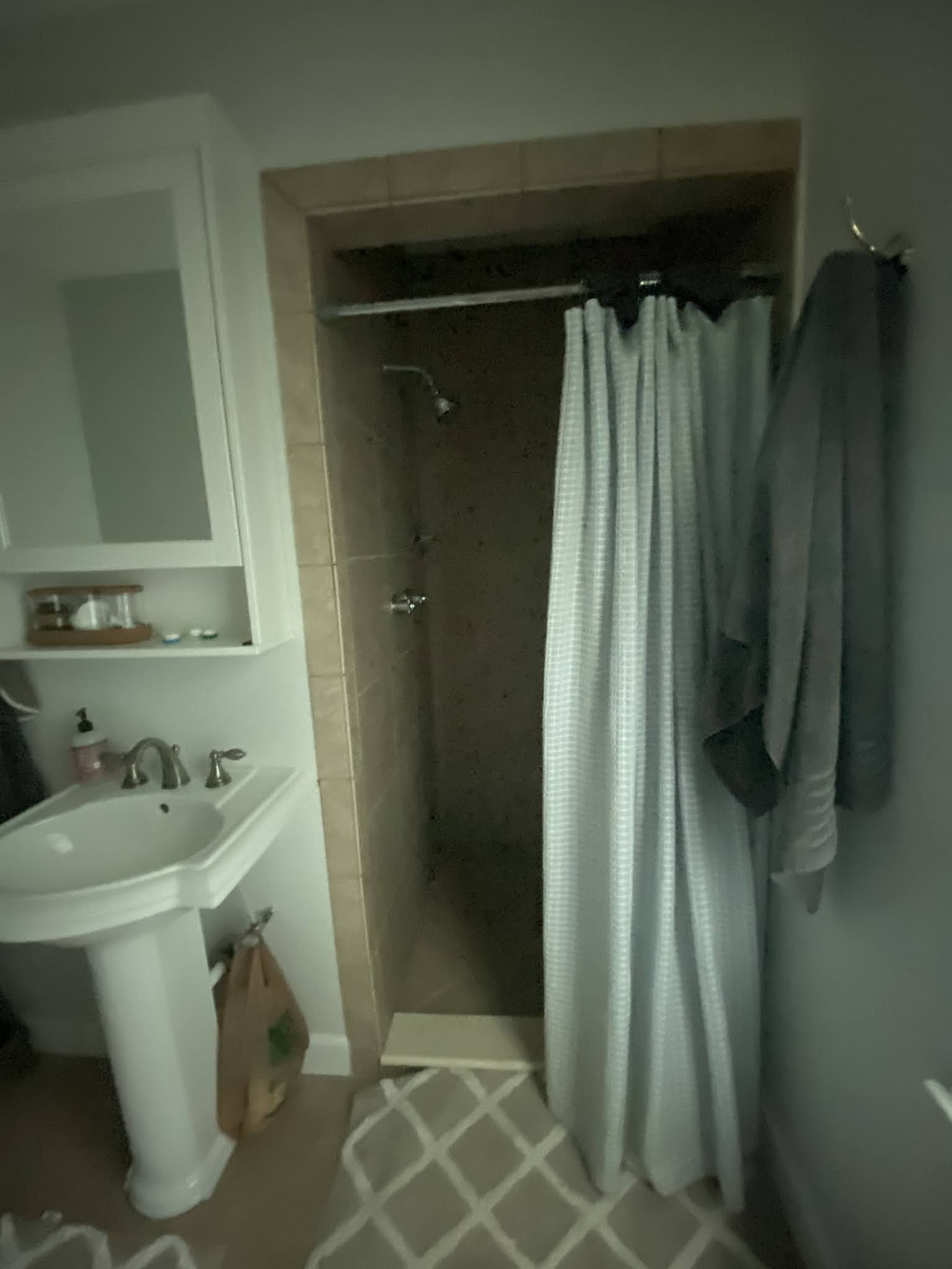 Owner's Bathroom Before and After Reveal