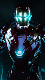 Iron Man 2018 Mobile HD Wallpaper