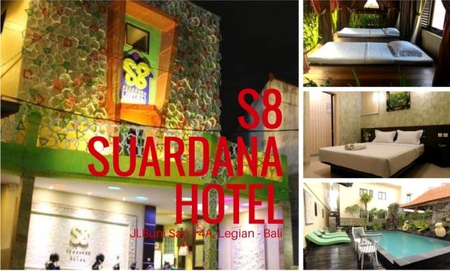 S8 Suardana Hotel Bali