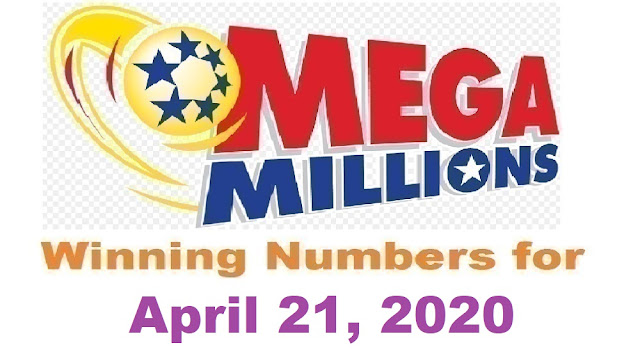 Mega Millions Winning Numbers for Tuesday, April 21, 2020