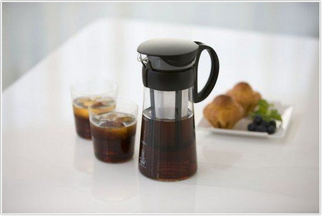 Hario Mizudashi Coffee Pot;Best Cold Brew Coffee Maker;Best Cold Brew Coffee To Make at Home