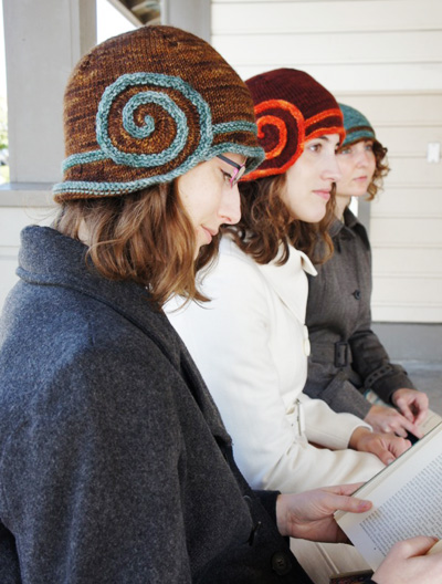 79081362d1a Miss Julia s Patterns  Free Patterns - 10 More Easy Cloche Hats to Knit