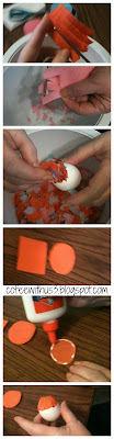 How-to confetti eggs